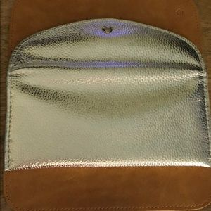 Bags - Silver wallet